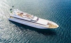 Gladius yacht charter
