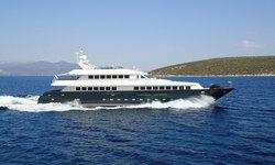 Jaan yacht charter