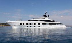 Samurai yacht charter