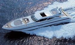 African Cat yacht charter
