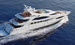 Princess Iolanthe yacht charter
