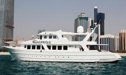 Empros 100 yacht charter