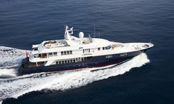 Perfect Persuasion yacht charter