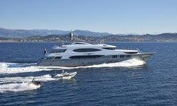 Zoom Zoom Zoom yacht charter