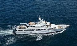 Golden Compass yacht charter