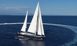 Silencio yacht charter