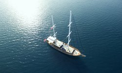 Queen of Datca yacht charter