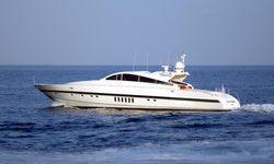 GreMat yacht charter