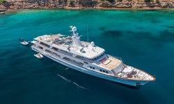 Illusion I yacht charter