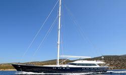 Gulmaria yacht charter