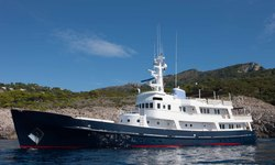 Ice Lady yacht charter