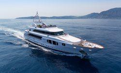 Bina yacht charter
