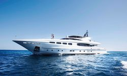 Infinity Pacific yacht charter