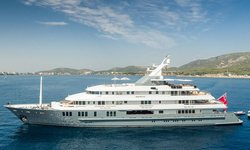 Boadicea yacht charter