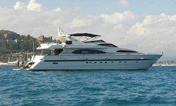 Accama Delta yacht charter