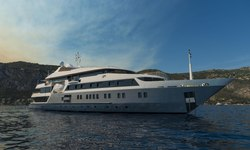 Serenity yacht charter