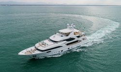Skyler yacht charter
