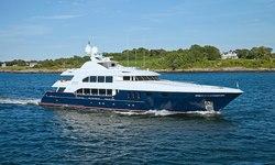 Mirabella yacht charter