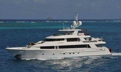 Aphrodite yacht charter