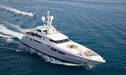 Elena V yacht charter
