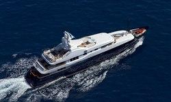 Baraka yacht charter