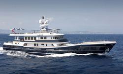 The Mercy Boys yacht charter