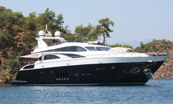 White Pearl yacht charter
