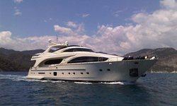 Merve yacht charter