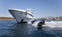Jems yacht charter