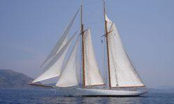 Eleonora yacht charter
