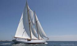 Eros yacht charter