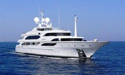 Meamina yacht charter