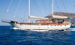 Aegean Schatz  yacht charter
