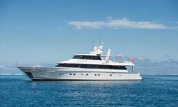 Dreamtime yacht charter