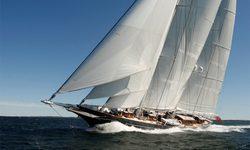 Meteor yacht charter