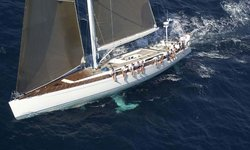 Lupa of the Sea yacht charter