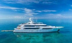 Hospitality yacht charter