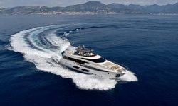 Alegria II yacht charter