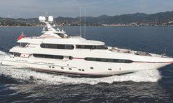 Audaces yacht charter