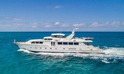 Alexandra Jane yacht charter