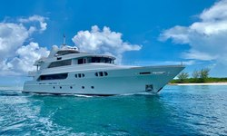 Far From It yacht charter