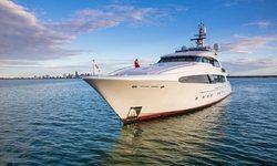 Usher yacht charter