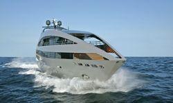 Ocean Sapphire yacht charter
