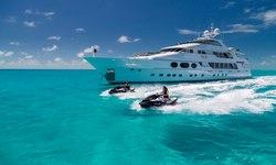 Lady Joy yacht charter