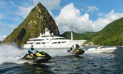Ramble On Rose yacht charter