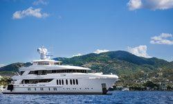 Liquid Sky yacht charter