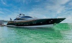 Sky Fall yacht charter