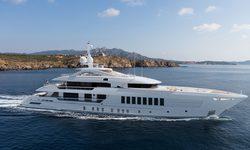 Moskito yacht charter