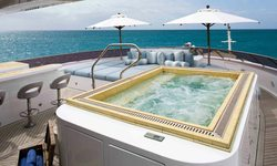 Unbridled yacht charter