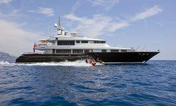 Silver Dream yacht charter